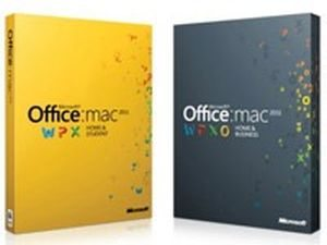 Microsoft Office for Mac 2011 Home and Student Edition Software